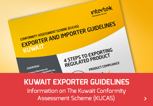 Export to Kuwait